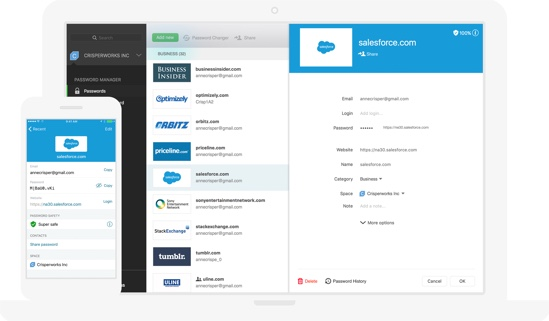 Dashlane Business Trial